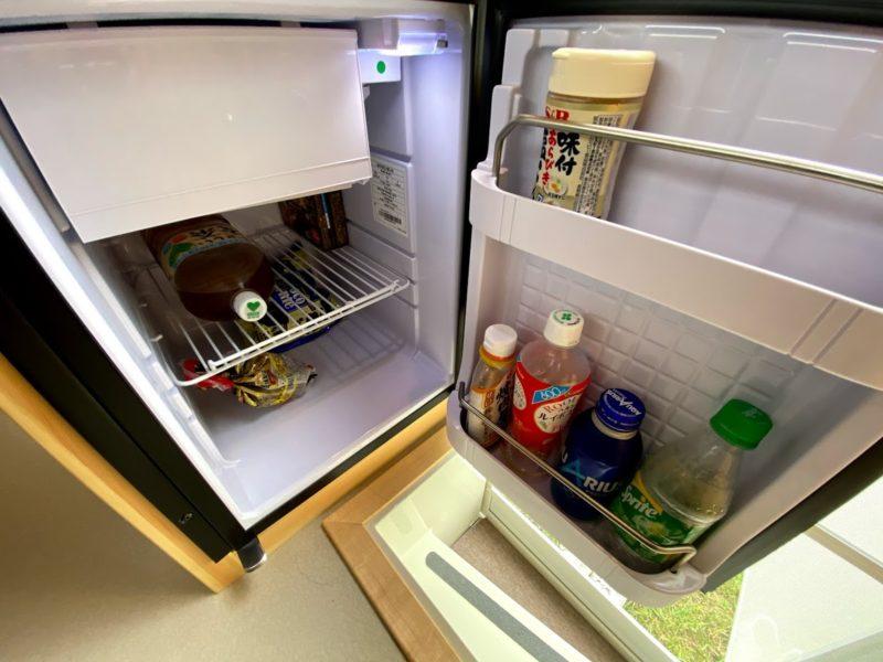 Anthony SPEND 冷蔵庫