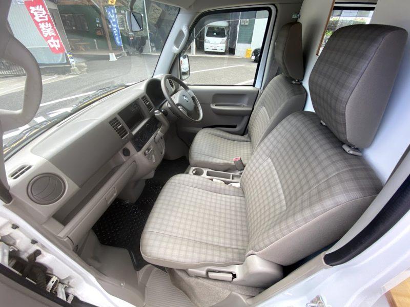 運転席部分