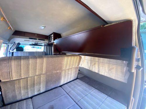 格納式二段ベッド